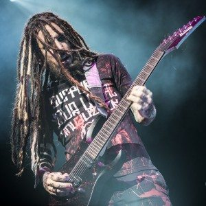 Brian Head Welch kończy dziś 47 lat. Happy Birthday!